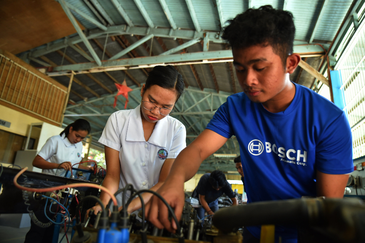 Programs that support the labor market will be crucial in the years ahead as the Philippines emerges from the pandemic. Photo: ADB