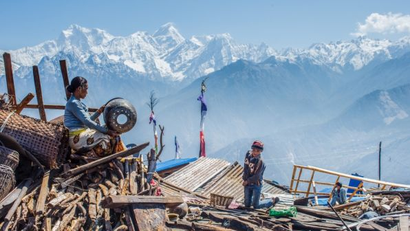 Nepal's propensity to disasters requires a government disaster contingency budget, and providing microinsurance.