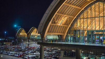 Terminal 2 of The Mactan Cebu International Airport was build using a PPP contract. Photo: ADB