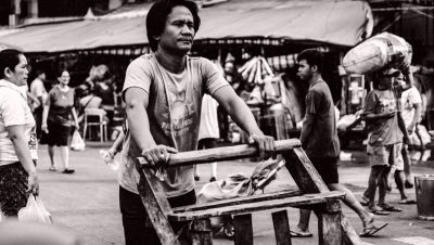 The poor and vulnerable in Asia need help quickly to survive the economic impact of COVID-19. Photo: Chitto Cancio