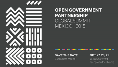 The OGP Global Summit will take place in Guadalajara, Mexico on 27-29 October, 2015.