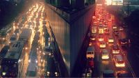 Peak-hour traffic congestion is one of the biggest challenges confronting Asia's cities.