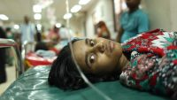 Children are extremely vulnerable to infectious diseases in the wake of a natural disaster.